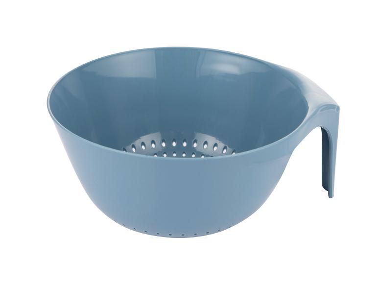弯柄圆形滴水篮(FS-7963-蓝)