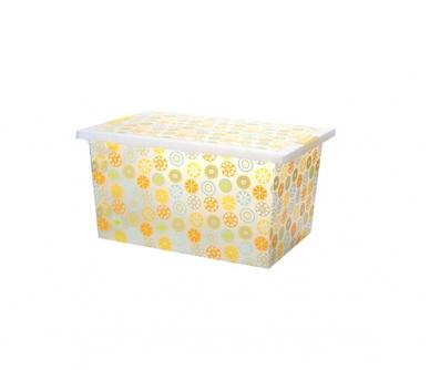 整理箱(81531-柠檬)