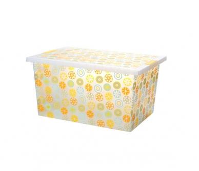 整理箱(81532-柠檬)
