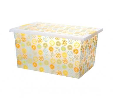 整理箱(81533-柠檬)