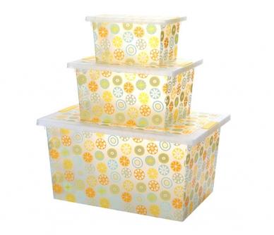 整理箱(柠檬套装)