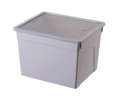 信封整理箱(81539-L-灰)